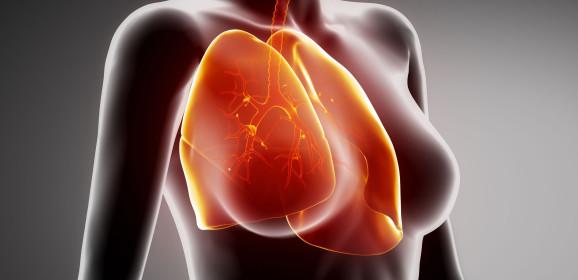 Příznaky chorob bronchopulmonálních
